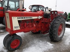 Tractor For Sale 1964 International 706 , 75 HP