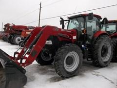 Tractor For Sale 2016 Case IH Maxxum 125 T4B , 125 HP