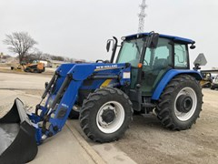 Tractor For Sale 2013 New Holland T5050 , 95 HP