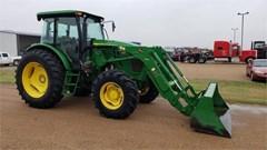 Tractor For Sale 2015 John Deere 6130D , 174 HP
