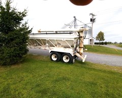 Dry Fertilizer-Transport Auger Trailer For Sale Raymond