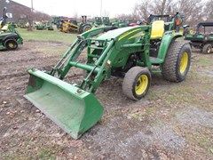 Tractor - Compact Utility For Sale 2012 John Deere 4320 , 48 HP