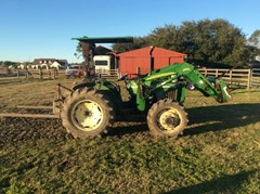 Tractor - Utility For Sale 2006 John Deere 5105 , 44 HP