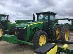 Tractor - Row Crop For Sale 2016 John Deere 8295R , 295 HP