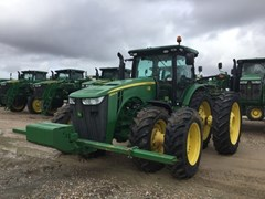 Tractor - Row Crop For Sale 2011 John Deere 8335R , 335 HP