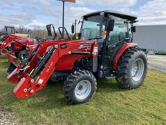 Tractor - Utility For Sale 2017 Massey Ferguson 1759 , 59 HP