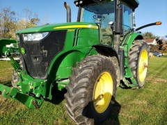 Tractor - Row Crop For Sale 2013 John Deere 7200R , 200 HP