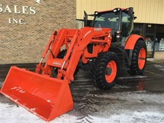 Tractor For Sale 2016 Kubota M7-131P24MCS , 131 HP