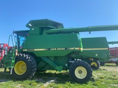 Combine For Sale 1994 John Deere 9600