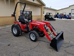 Tractor For Sale 2020 Massey Ferguson 1526HL , 26 HP