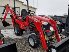Tractor For Sale 2020 Massey Ferguson GC1723EB , 23 HP