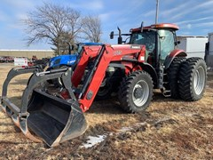 Tractor For Sale 2007 Case IH PUMA 210 , 210 HP