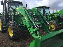 Tractor - Utility For Sale 2018 John Deere 6130M Cab
