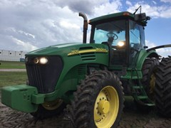 Tractor - Row Crop For Sale 2003 John Deere 7820 , 155 HP