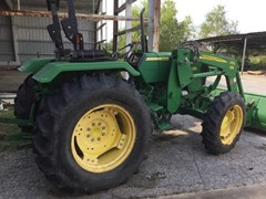 Tractor - Utility For Sale 2012 John Deere 5065E