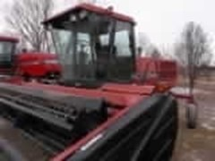 Windrower-Self Propelled For Sale 1991 Case IH 8830