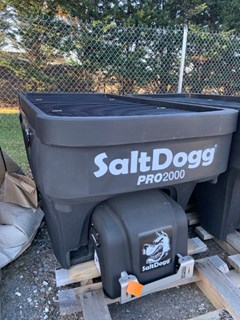 Snow Equipment For Sale Misc Saltdogg PRO2000 Spreader