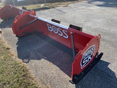 Snow Equipment For Sale Boss Skid Steer Box Plow