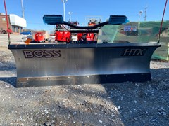 Snow Equipment For Sale Boss HTX Stainless Plow