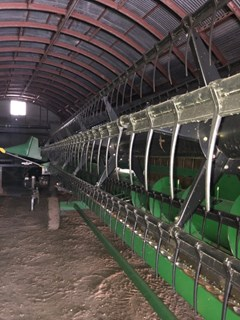 Header-Draper/Flex For Sale 2014 John Deere 630F