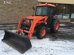 Tractor For Sale 2000 Kioti DK45 , 45 HP