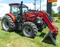 Tractor For Sale 2018 Case IH FARMALL 100C