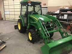 Tractor - Compact Utility For Sale 2015 John Deere 3033R , 33 HP