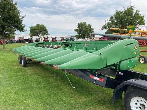 Header-Corn For Sale:  2017 John Deere 612C
