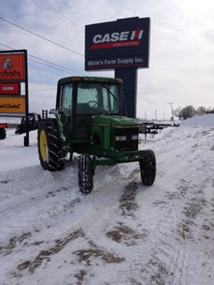 Tractor For Sale 1993 John Deere 6200 , 90 HP