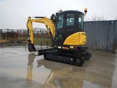 Excavator-Mini For Sale 2018 New Holland E37C