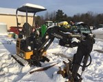 Excavator-Mini For Sale: 2017 John Deere 17G