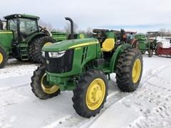 Tractor - Utility For Sale 2015 John Deere 5055E , 55 HP