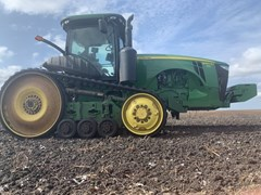 Tractor - Track For Sale 2013 John Deere 8360RT , 360 HP