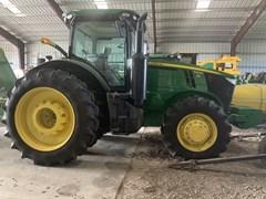 Tractor - Row Crop For Sale 2018 John Deere 7210R , 210 HP
