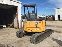 Excavator-Mini For Sale 2012 John Deere 50D