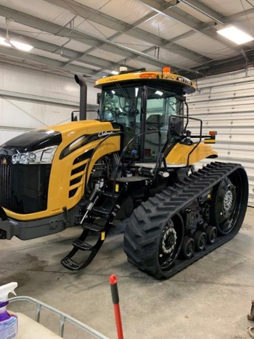Tractor For Sale:  2016 Challenger MT775E , 400 HP