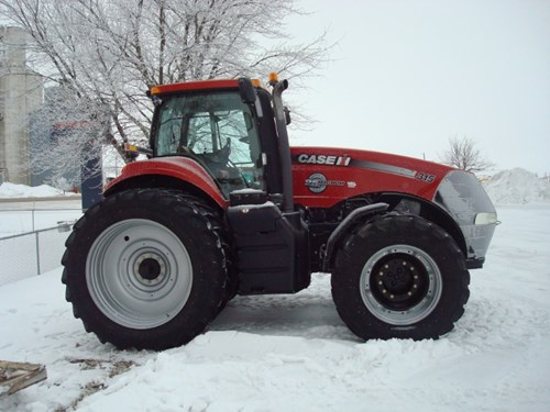Tractor For Sale:  2013 Case IH 315 , 315 HP