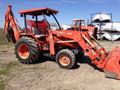 Tractor For Sale 2001 Kubota L48TLB , 48 HP
