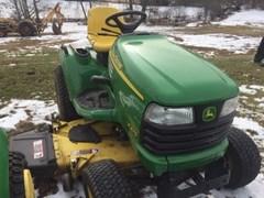 Lawn Mower For Sale 2002 John Deere X475 , 23 HP