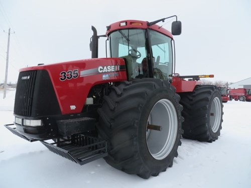 Tractor For Sale:  2008 Case IH STGR 335 , 335 HP