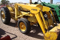 Tractor For Sale Ford 3500