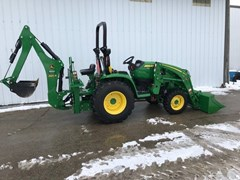 Tractor - Compact Utility For Sale 2018 John Deere 3039R , 39 HP