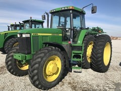 Tractor - Row Crop For Sale 1997 John Deere 7810 , 175 HP