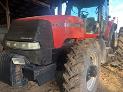 Tractor For Sale 2002 Case IH MX220 , 230 HP