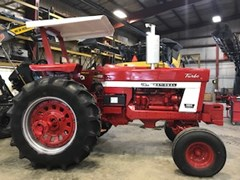 Tractor For Sale 1975 International 1466