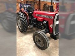 Tractor For Sale 2001 Massey Ferguson 231S , 45 HP