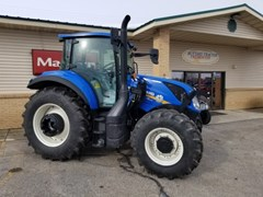 Tractor For Sale 2019 New Holland T5.120 , 99 HP