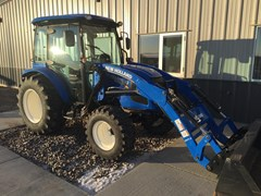 Tractor For Sale 2016 New Holland Boomer 41