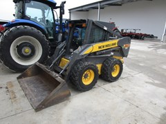 Skid Steer For Sale 2006 New Holland L185 , 74 HP