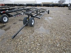 Header Trailer For Sale 2010 BBK Mfg. 25-SII
